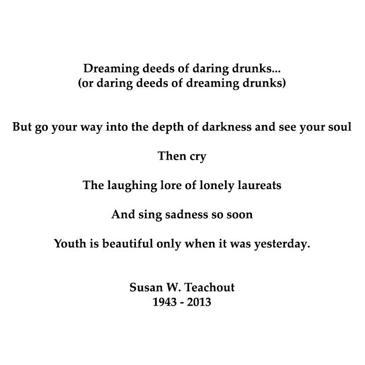 © Susan W. Teachout