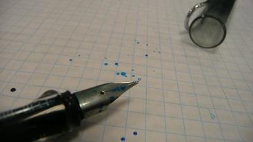 Pen drop by jemez12